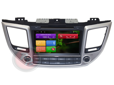 RedPower 31147 IPS DSP для Hyundai ix35 / Tucson